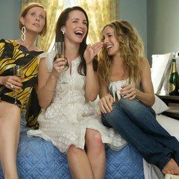 Sex and the City - The Movie / Cynthia Nixon / Kristin Davis / Sarah Jessica Parker Poster