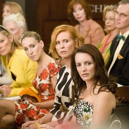 Sex and the City - The Movie / Kim Cattrall / Sarah Jessica Parker / Cynthia Nixon / Kristin Davis Poster
