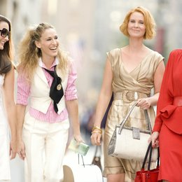Sex and the City - The Movie / Kristin Davis / Sarah Jessica Parker / Cynthia Nixon / Kim Cattrall Poster
