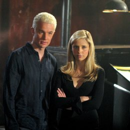 Buffy - Im Bann der Dämonen: Season 7.1 Collection / James Marsters / Sarah Michelle Gellar Poster