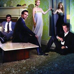 Ringer / Nestor Carbonell / Ioan Gruffudd / Kristoffer Polaha / Sarah Michelle Gellar Poster