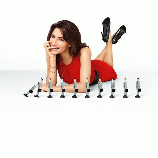 Fairly Legal / Sarah Shahi Poster