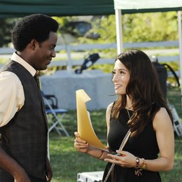 Fairly Legal / Sarah Shahi / Baron Vaughn Poster