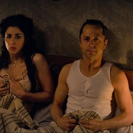 Million Ways to Die in the West, A / Sarah Silverman / Giovanni Ribisi Poster