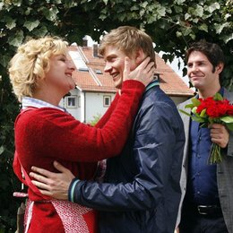 All you need is Love - Meine Schwiegertochter ist ein Mann (Sat.1) / Saskia Vester / Andreas Helgi Schmid / Manuel Witting Poster