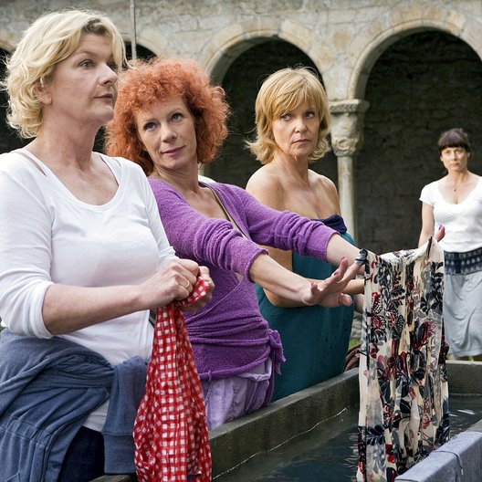 Dienstagsfrauen, Die (ARD) / Ulrike Kriener / Inka Friedrich / Nina Hoger / Saskia Vester Poster