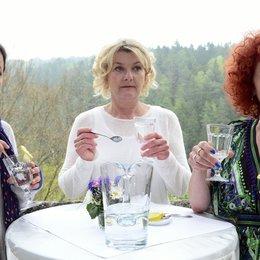 Dienstagsfrauen: Sieben Tage ohne, Die / Dienstagsfrauen - Sieben Tage ohne, Die (ARD) / Saskia Vester / Nina Hoger / Jule Ronstedt Poster