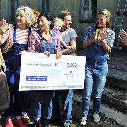 Dienstagsfrauen: Zwischen Kraut und Rüben, Die / Janna Striebeck / Clelia Sarto / Mimi Fiedler / Saskia Vester / Constantin von Jascheroff Poster
