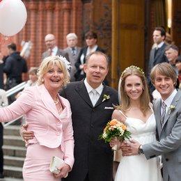 Hochzeitsreise zu viert (ZDF) / Jana Voosen / Axel Schreiber / Saskia Vester / Axel Milberg Poster
