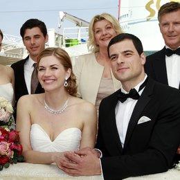 Kreuzfahrt ins Glück: Hochzeitsreise nach Barcelona (ZDF) / Saskia Vester / Nina Bott / Tobias Licht / Nike Martens / Ricardo Angelini / Nick Wilder Poster