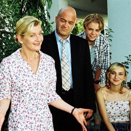 Mutter auf der Palme (Sat.1) / Saskia Vester / Florian Martens / Tanja Maier / Clemens Jakubetz Poster