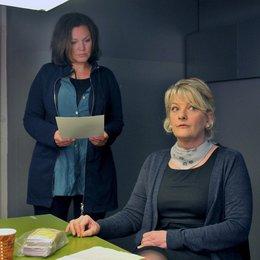 starkes Team: Prager Frühling, Ein (ZDF) / Maja Maranow / Saskia Vester Poster