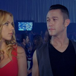 Don Jon's Addiction / Scarlett Johansson / Joseph Gordon-Levitt Poster