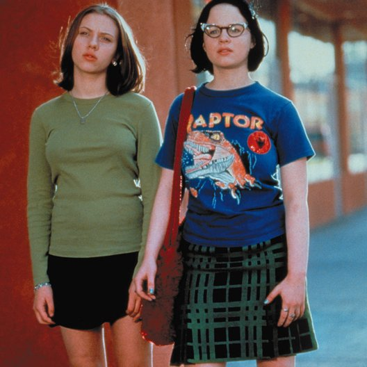 Ghost World / Scarlett Johansson / Thora Birch Poster