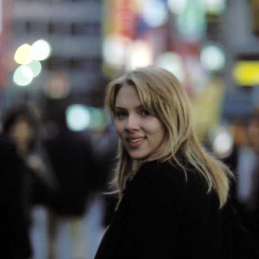 Lost in Translation / Scarlett Johansson Poster