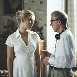 Match Point / Scarlett Johansson / Woody Allen / Set Poster