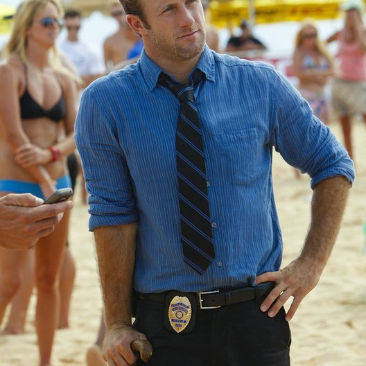 Hawaii Five-0 / Scott Caan Poster