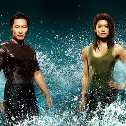 Hawaii Five-0 / Scott Caan / Alex O'Loughlin / Daniel Dae Kim / Grace Park Poster