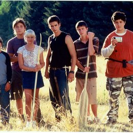 Mean Creek / Rory Culkin / Trevor Morgan / Carly Schroeder / Scott Mechlowicz / Ryan Kelley / Josh Peck Poster