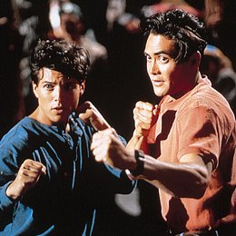 Double Dragon - Die 5. Dimension / Double Dragon / Scott Richard Wolf / Mark Dacascos Poster