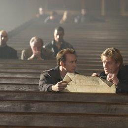Vermächtnis der Tempelritter, Das / Nicolas Cage / Sean Bean Poster