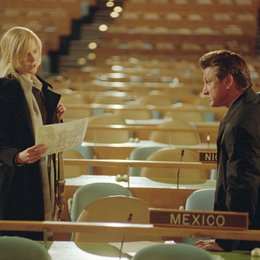 Dolmetscherin, Die / Nicole Kidman / Sean Penn Poster