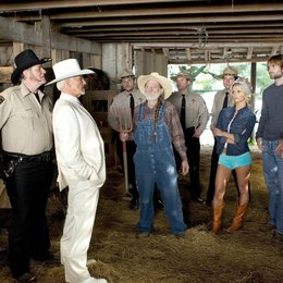 Duke kommt selten allein, Ein / M. C. Gainey / Burt Reynolds / Willie Nelson / Jessica Simpson / Seann William Scott / Johnny Knoxville Poster