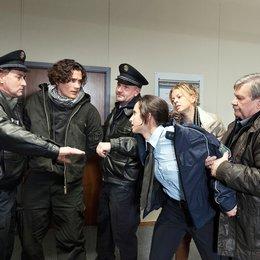 Polizeiruf 110: Bullenklatschen (MDR) / Wolfgang Winkler / Isabell Gerschke / Sergej Moya / Stephanie Stumph / Joachim Nimtz Poster