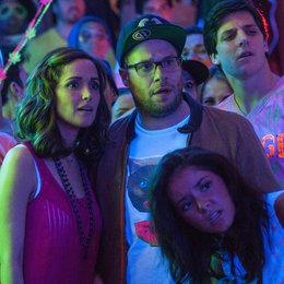 Bad Neighbors / Bad Neighbours / Rose Byrne / Seth Rogen Poster