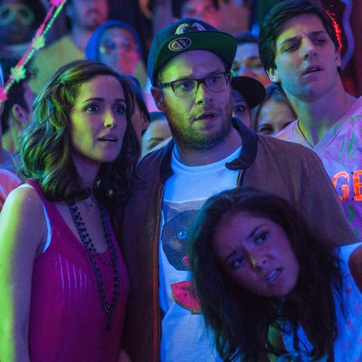 Bad Neighbors / Bad Neighbours / Rose Byrne / Seth Rogen
