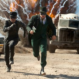 Green Hornet, The / Jay Chou / Seth Rogen