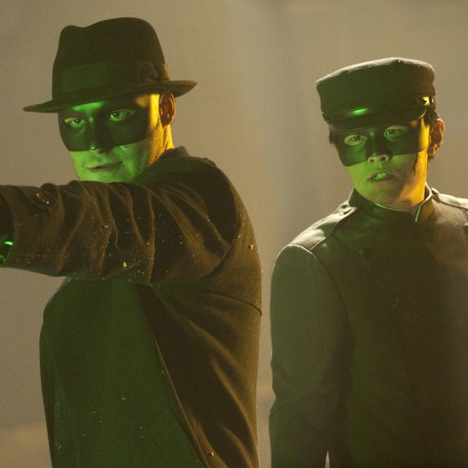 Green Hornet, The / Seth Rogen / Jay Chou
