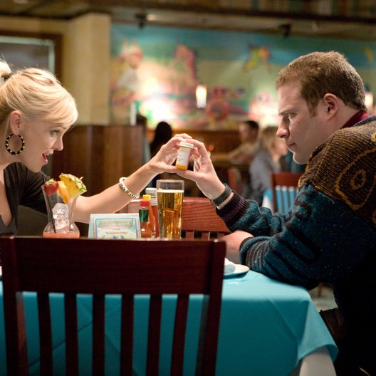 Shopping-Center King - Hier gilt mein Gesetz / Observe and Report / Anna Faris / Seth Rogen