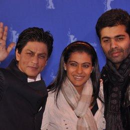 Khan, Shahrukh / Kajol, Devgan / Johar, Karan / Berlinale 2010 - 60. Internationale Filmfestspiele Berlin Poster