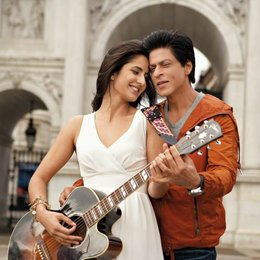 Solang ich lebe - Jab Tak Hai Jaan / Solang ich lebe / Katrina Kaif / Shah Rukh Khan Poster