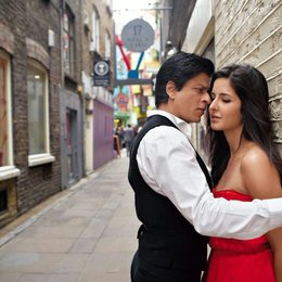 Solang ich lebe - Jab Tak Hai Jaan / Solang ich lebe / Shah Rukh Khan / Katrina Kaif Poster