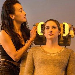 Die Bestimmung - Divergent / Maggie Q / Shailene Woodley Poster