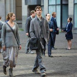 Die Bestimmung - Divergent / Shailene Woodley / Ansel Elgort Poster