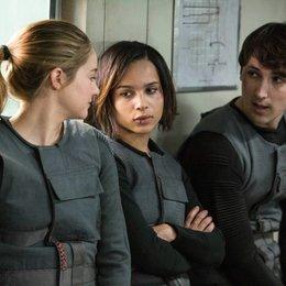 Die Bestimmung - Divergent / Shailene Woodley / Zoë Kravitz / Christian Madsen Poster