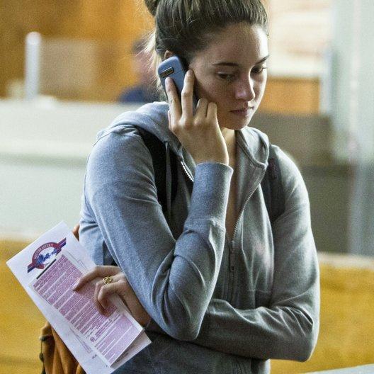 Spectacular Now - Im Hier und Jetzt, The / Shailene Woodley Poster