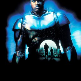 Steel Man / Shaquille O'Neal Poster