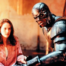 Steel Man / Shaquille O'Neal / Annabeth Gish Poster