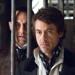 Sherlock Holmes / Mark Strong / Robert Downey Jr. Poster
