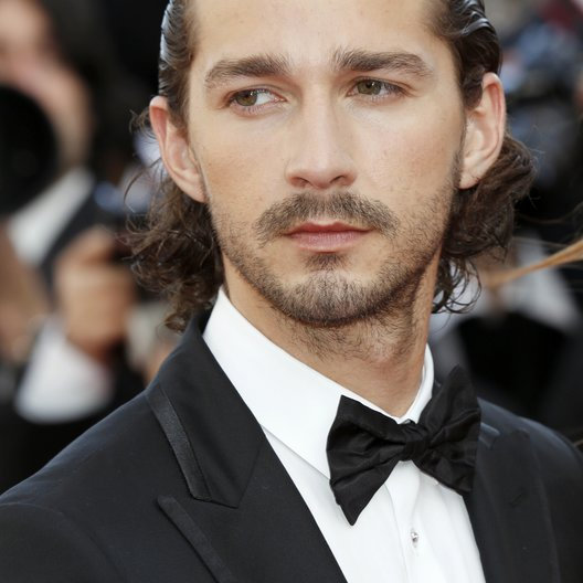 LaBeouf, Shia / 65. Filmfestspiele Cannes 2012 / Festival de Cannes Poster