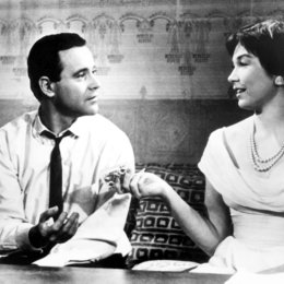 Appartement, Das / Jack Lemmon / Shirley MacLaine Poster