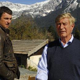 Bergdoktor (01. Staffel, 8 Folgen), Der / Bergdoktor, Der (ZDF) / Hans Sigl / Siegfried Rauch Poster