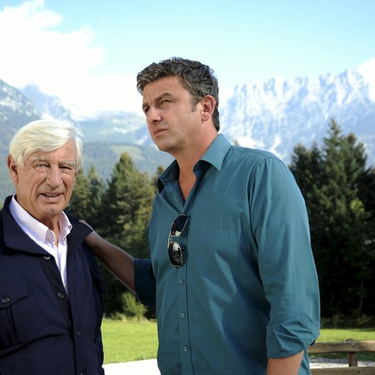 Bergdoktor: Auszeit, Der (ZDF / ORF) / Hans Sigl / Siegfried Rauch Poster