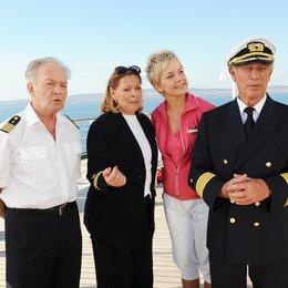 Kreuzfahrt ins Glück: Hochzeitsreise nach Florida (ZDF / ORF) / Siegfried Rauch / Heide Keller / Inka Bause / Horst Naumann Poster