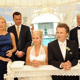 Kreuzfahrt ins Glück: Hochzeitsreise nach Las Vegas (ZDF / ORF) / Eva-Maria Grein / Marcus Grüsser / Timothy Peach / Jessica Boehrs / Siegfried Rauch Poster