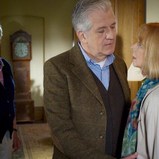 Rosamunde Pilcher: Alte Herzen rosten nicht (ZDF) / Ilja Richter / Ursela Monn / Siegfried Rauch Poster